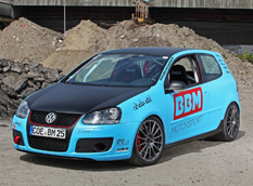 Volkswagen Golf GTI V Club Sport от BBM Motorsport