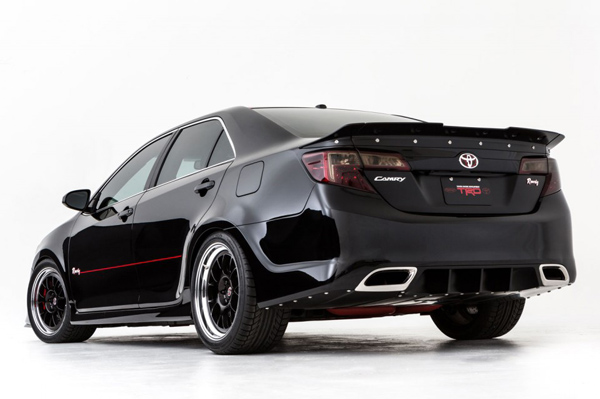 На выставке SEMA 2012 покажут Toyota Camry Rowdy