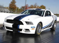 Ford Mustang Cobra Jet получил мотор 5.0 EcoBoost