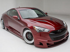 Hyundai Genesis Coupe Turbo Concept от FuelCulture
