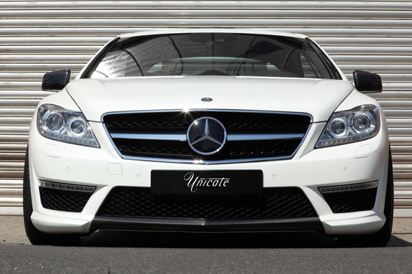 Mercedes-Benz CL63 AMG в тюнинге Unicate Germany