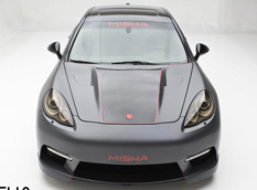Porsche Panamera GTM от Misha Designs