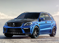 Mercedes-Benz ML 63 AMG Inferno от TopCar
