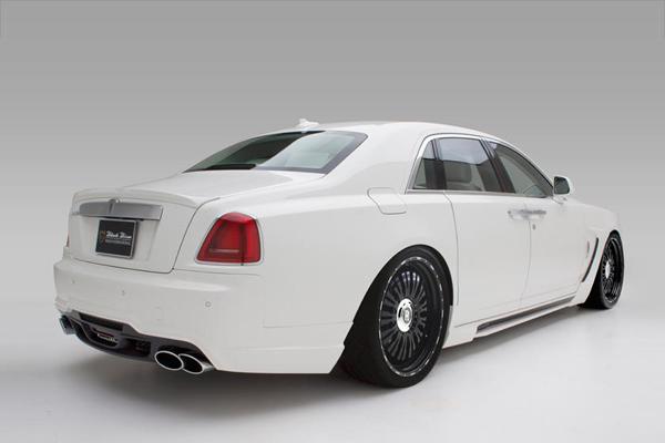 Rolls-Royce Ghost от ателье Wald International