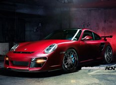 Porsche 911 Turbo в тюнинге Wheels Boutique