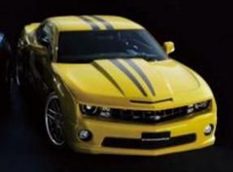 Chevrolet Camaro Giovanna Edition для Японии