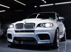 BMW X5 xDrive50i от Precision Sport Industries