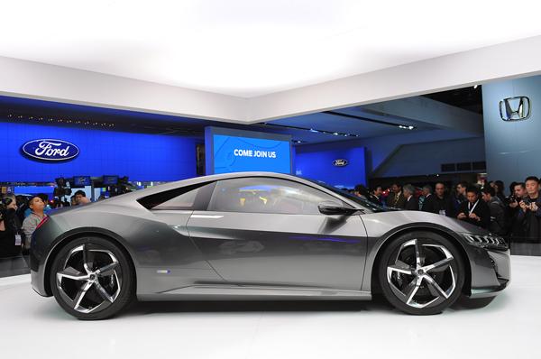 Acura NSX Concept II - детройтский дебют