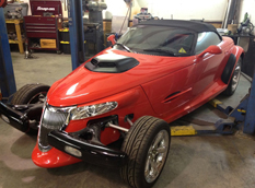 Plymouth Prowler HEMI V8 от Performance Innovations