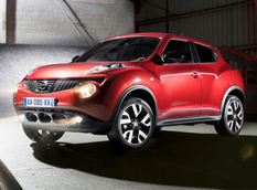 Juke n-tec Special Edition - новинка от Nissan