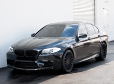 BMW M5 (F10) в тюнинге European Auto Source