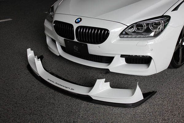 BMW 6-Series Gran Coupe от 3D Design и iND