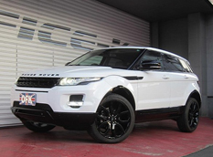 Range Rover Evoque Black Pack от Office-K