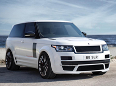 Range Rover Highland GTC от Merdad Collection