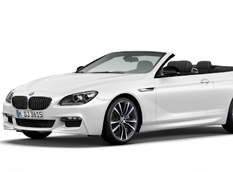 BMW 6-Series Frozen Brilliant White Edition