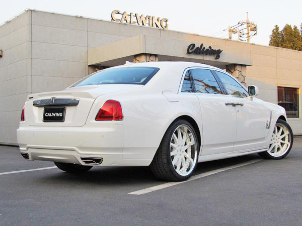 Rolls-Royce Ghost от Calwing 213 Motoring