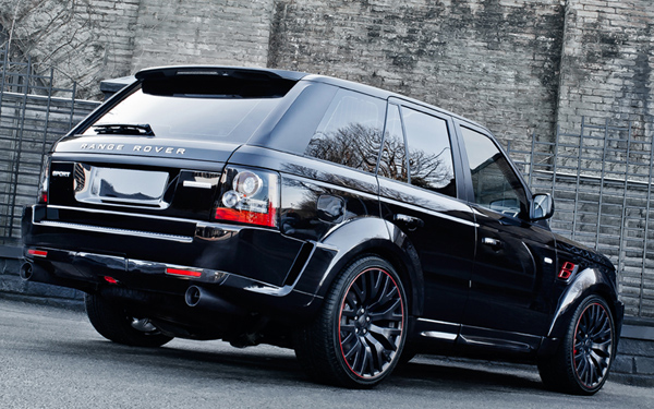 Range Rover RS600 Cosworth от A. Kahn Design