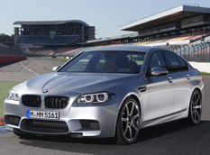 BMW M5 и M6 получили пакет Competition Package