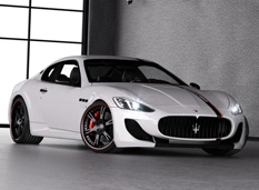 Maserati MC Stradale Demonoxious от Wheelsandmore