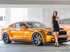Shelby GT500 Super Snake в тюнинге Ultimate Auto