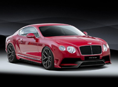 Bentley Continental GT от ателье Vorsteiner