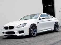 BMW M6 (F13) Alpine White от European Auto Source