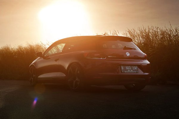 VW Scirocco от Elika Automotive Performance