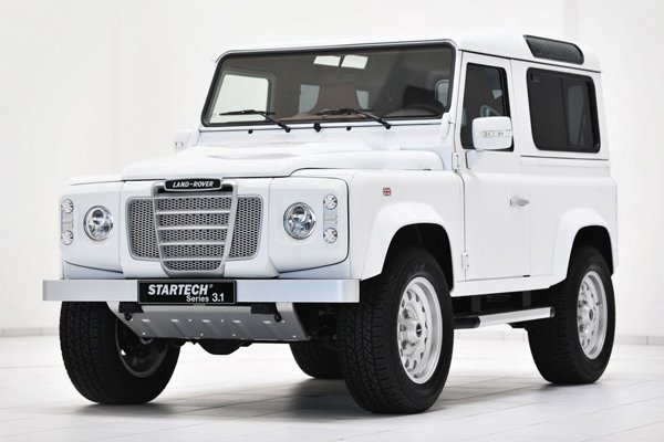 Startech покажет Land Rover Defender Series 3.1