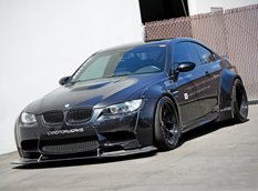 BMW M3 Coupe (E92) от EAS и LB Performance
