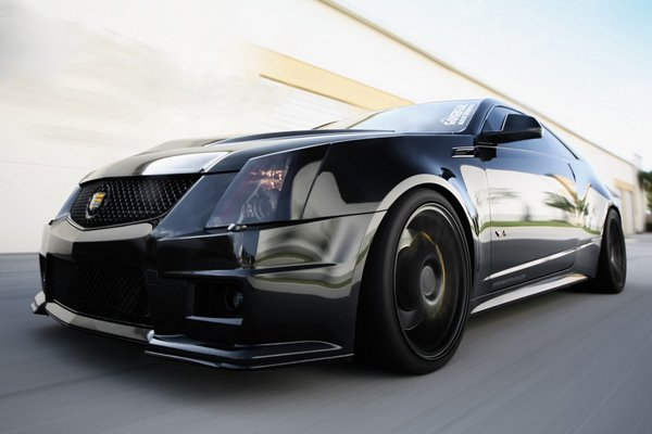 Cadillac CTS-V Coupe от Superior Auto Design