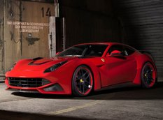 Ferrari F12berlinetta N-LARGO от Novitec Rosso