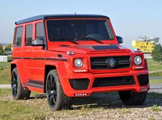 Mercedes-Benz G63 AMG от German Special Customs