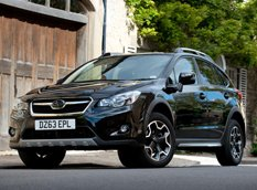 Subaru представил XV Black Limited Edition