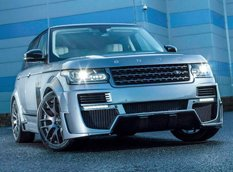 Range Rover Aspen Ultimate Series от Onyx