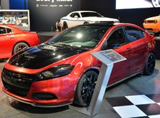 SEMA 2013: Dodge Dart GT Scat Package от Mopar