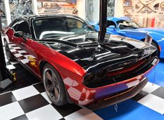 SEMA 2013: Dodge Challenger Scat Package от Mopar