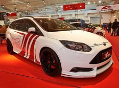 Эссен 2013: Wolf Racing Ford Focus ST 370 Estate