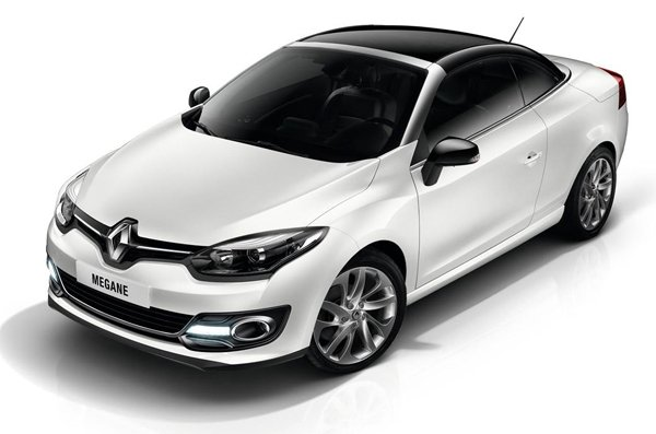 Renault обновил Megane Coupe-Cabriolet