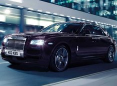 Rolls-Royce представил Ghost V-Specification