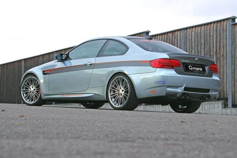 G-Power представил BMW M3 E92 Hurricane 337 Edition