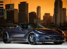Chevrolet Corvette Stingray Convertible от Exclusive Motoring