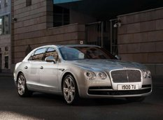 Bentley Continental Flying Spur оснастили двигателем V8