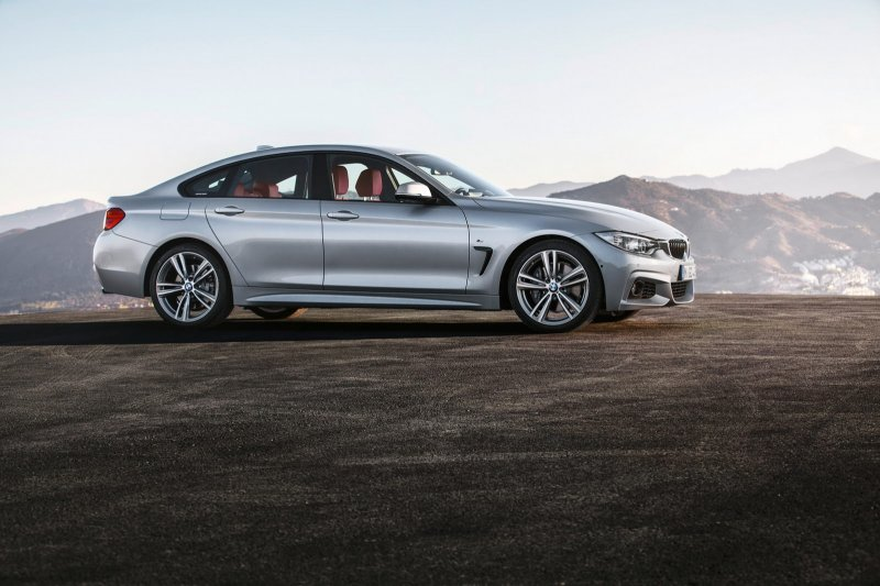Компания BMW рассекретила 4-Series Gran Coupe