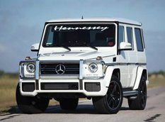Mercedes-Benz G63 AMG HPE700 от Hennessey Performance