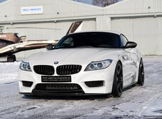 BMW Z4 sDrive35is в исполнении MM-Performance