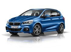 Компания BMW представила 2-Series Active Tourer M Sport