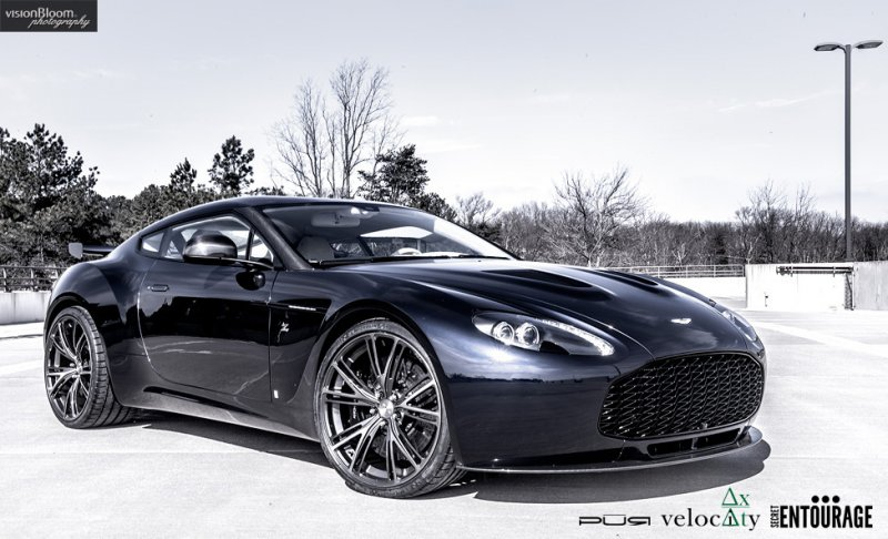 Aston Martin V12 Zagato от Velocity Automotive Performance