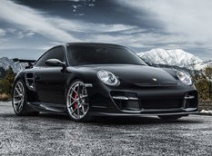Porsche 911 Turbo V-RT (997) от Vorsteiner