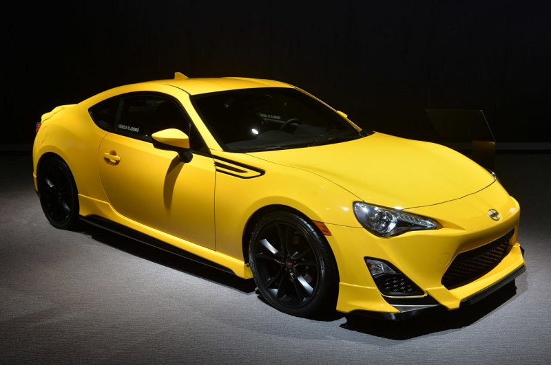 Нью-Йорк 2014: Scion FR-S Release Series 1.0 от TRD