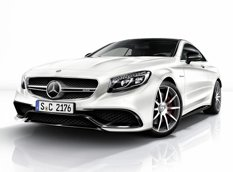 Mercedes-Benz S63 AMG Coupe от AMG Performance Studio